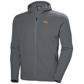 Helly Hansen Daybreaker Fleece Jas met Capuchon Heren, quiet shade